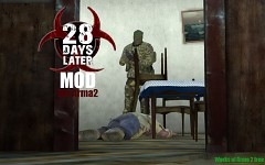 28 Days Later by beatzoo