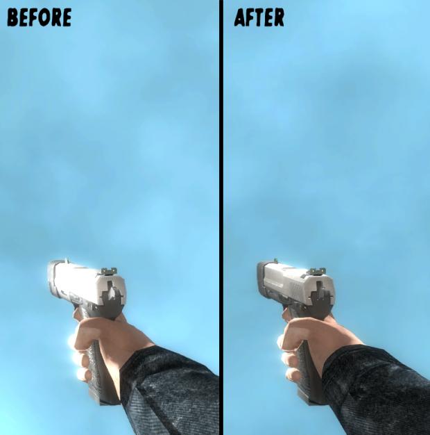 fix hands