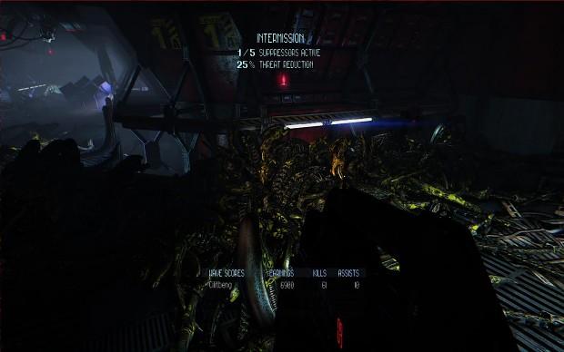 Aliens Colonial Mariens / Cilitbäng Pack / V1.7