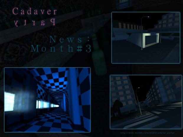 Month 3 - Some screenshots