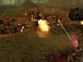 Renegade Forces in a battle situation