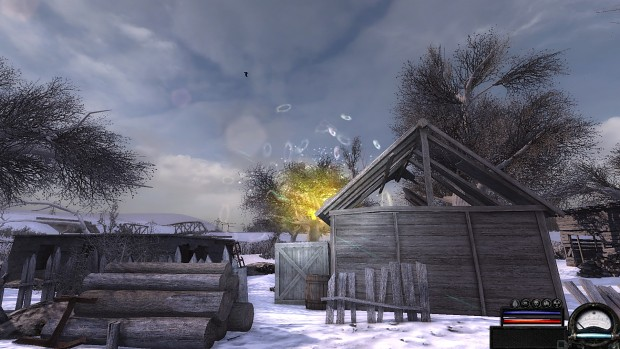 Cold Blood mod (4 Clear Sky)
