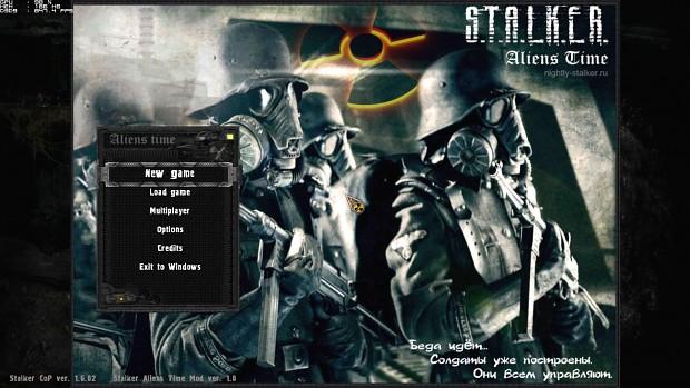 S.A.T. Alien Time mod