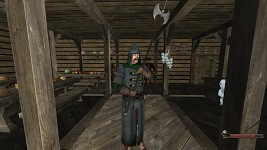 Heavy Janissary Halberdier