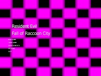 Resident Evil Fall of Raccoon City