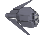 AP6364 Piranha Light Fighter - W.I.P.