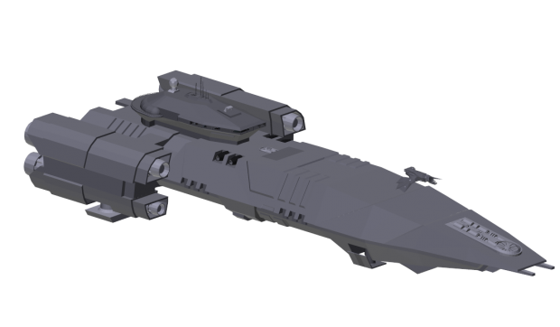 Ship Scale Example