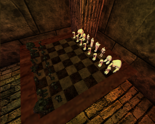 lotfe chess board decoration