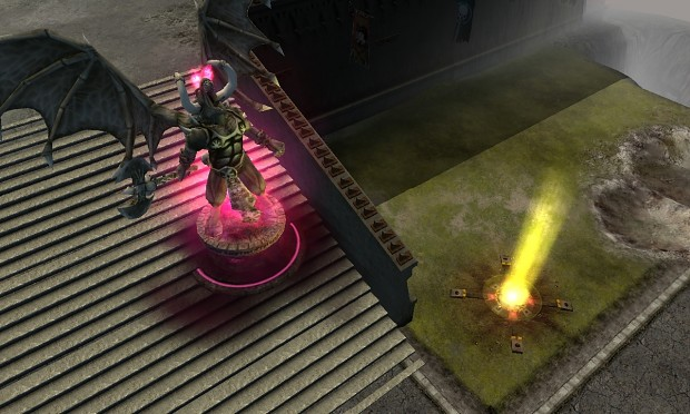 The mighty Chaos Shrine