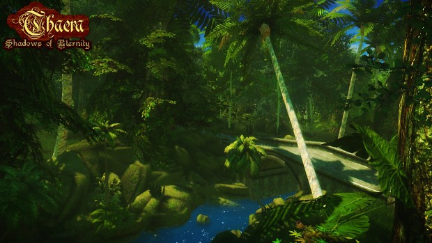 Tropical Forest WIP