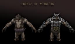 Troll Re-skins !