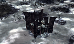 The Gundabad Fortress In-game