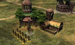 A Preview of the Mirkwood Buildings