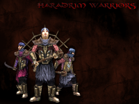 Haradrim Warriors IN PROGRESS
