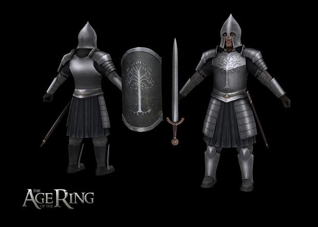 Soldier of Anórien