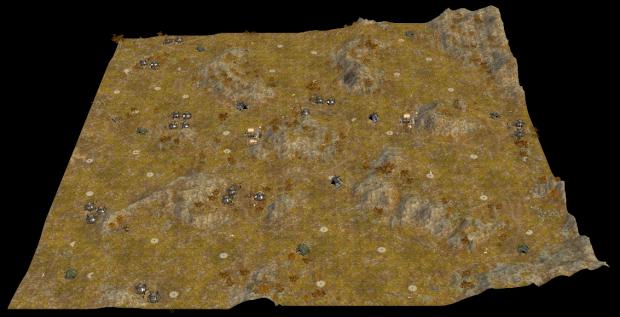 Map: Dunfern