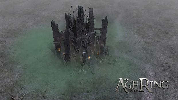 Progress on Dol Guldur