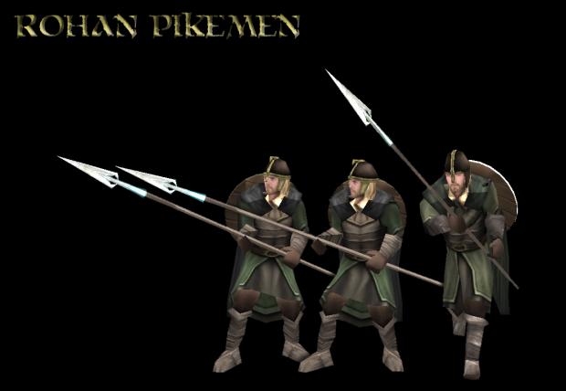 Rohan Pikemen