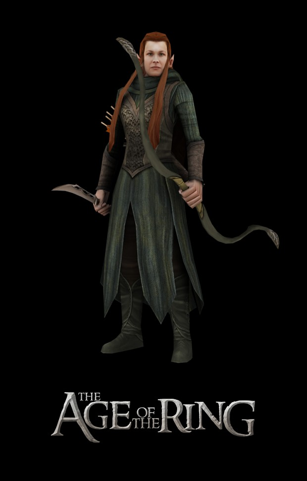 Tauriel, Daughter of the Forest