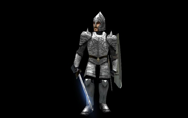 A Re-visited Heavy Armored Gondor Soldier !