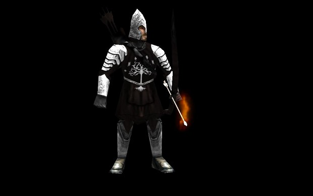 Gondor Army's Light Armor