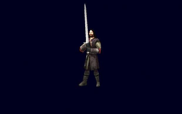 Aragorn - A New Look
