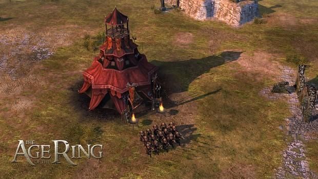 The Easterling Encampment