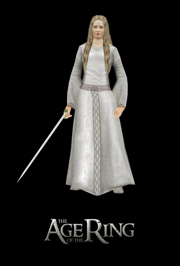 Éowyn, Daughter of Kings