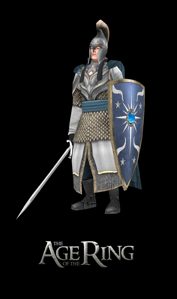 Fingolfin, High King of the Noldor