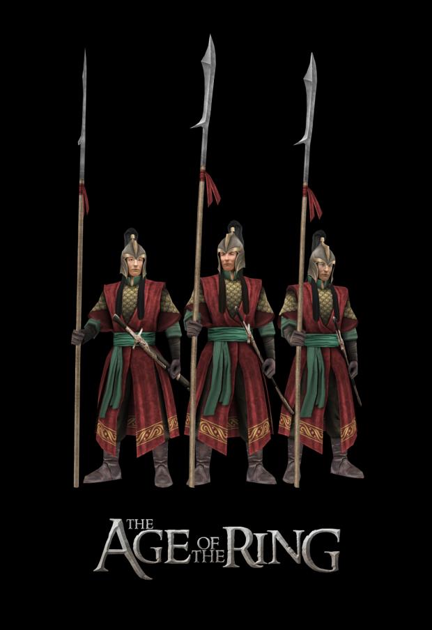 Warriors of the Kinn-lai