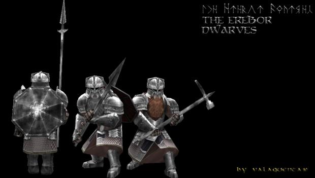 The Erebor Dwarves