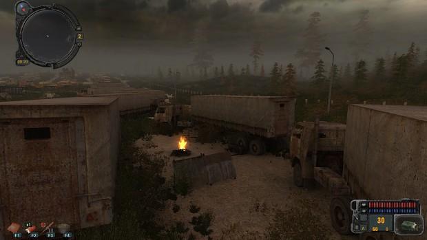 Graveyard - Draft version