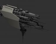 Sith Harbinger Class Heavy Dreadnaught