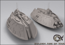 Republic Cruiser update
