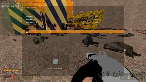 danger map bot massecre