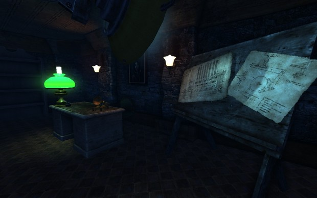 Amnesia - Intervene Screenshots