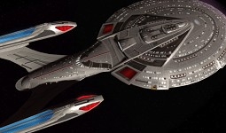 USS Enterprise E.