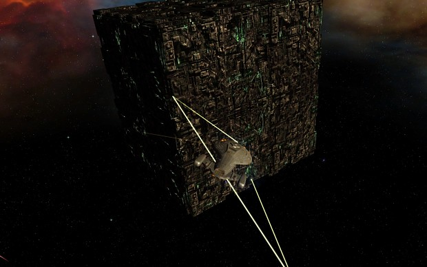 voyager vs the borg