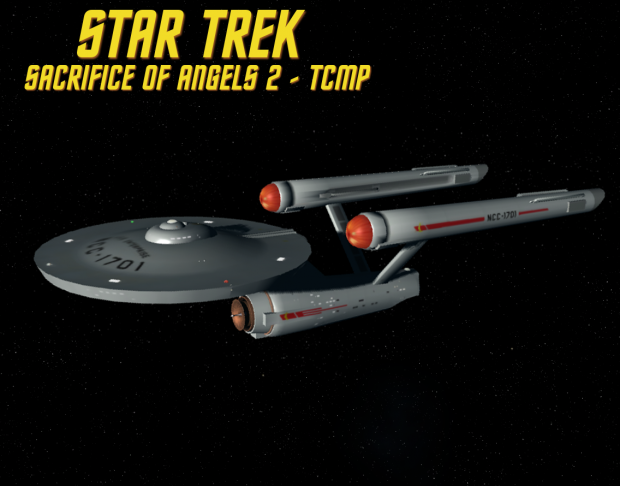 Constitution Class TOS era v3 image - Star Trek: Sacrifice