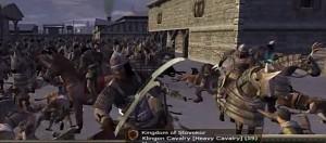 Klingon Cavalry