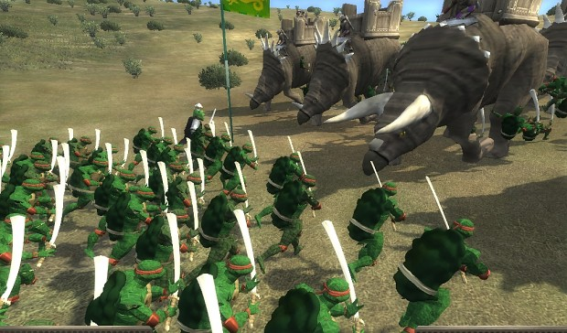Medieval 2: Total War - Planetwar Total War Version 2 Patch.
