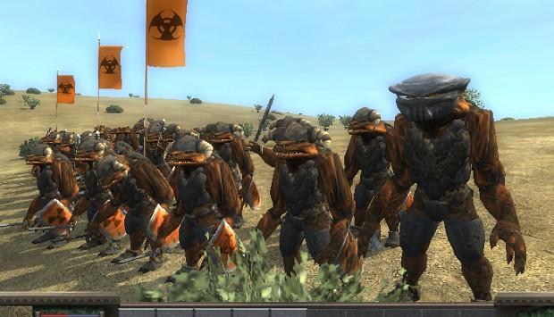 Terran Swordsmen