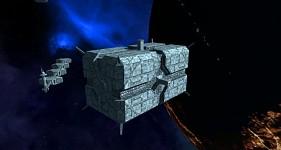 Military Orbital Station