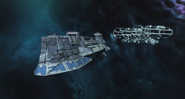 Liberator Class Cruiser