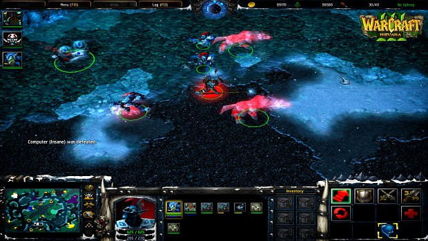Screenshots for Alpha 2