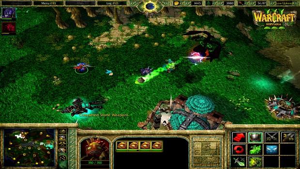 Screenshots from Alpha2