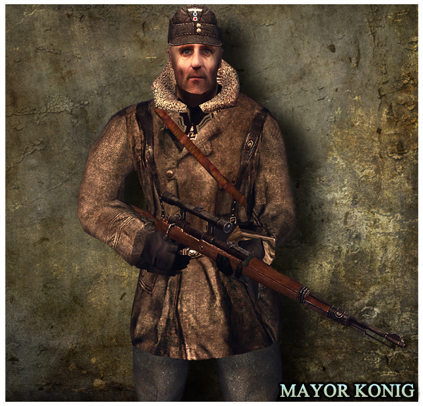Mayor König