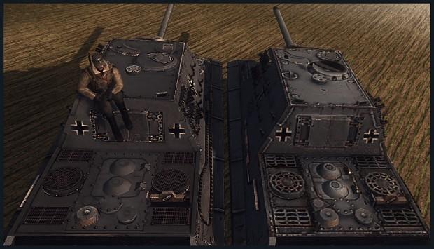 Jagtiger: details