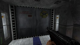 New X-Labs door texture