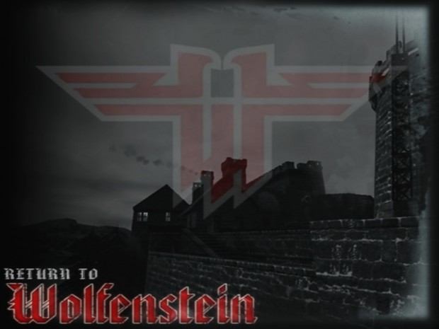 Return to Wolfenstein release logo